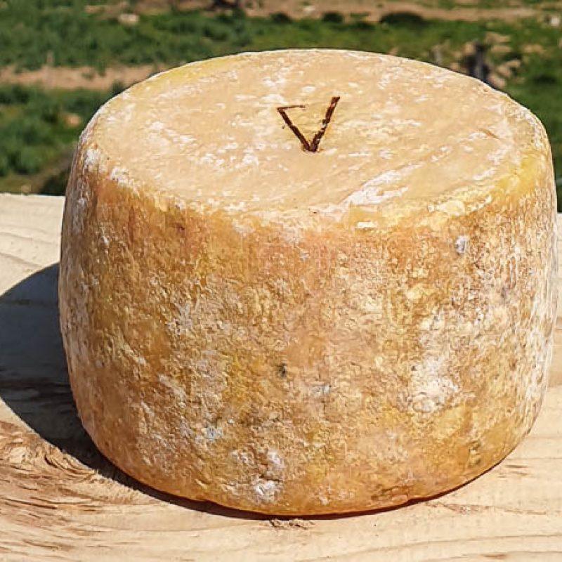 Fromage Passione fermier au lait cru de chèvre -450g-