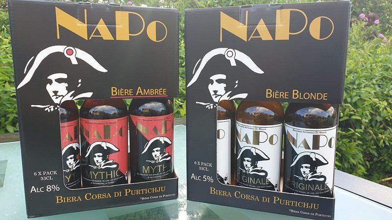 Bière MYTHIC Artisanale La Napo Ambrée 33cl