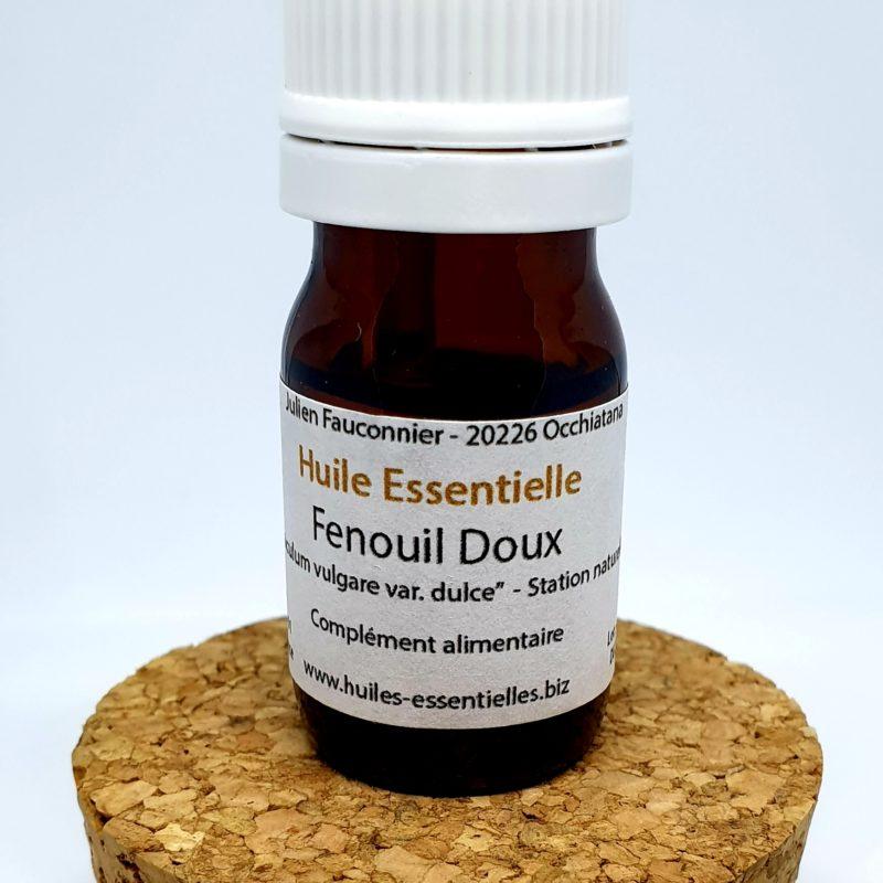 Huile Essentielle Fenouil Doux BIO – Allié de votre estomac ! –