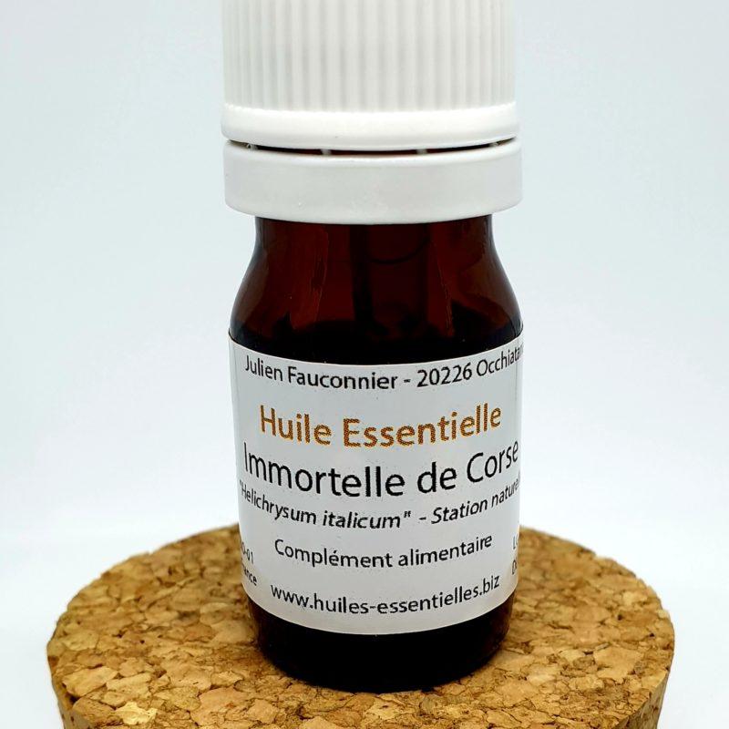 Huile Essentielle Immortelle BIO – Hématomes, Cicatrices, Cosmétique, Système nerveux… !!! –