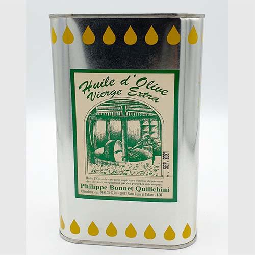 Huile d'olive Corse supérieure