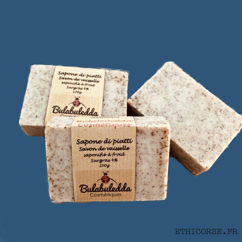 Bulabuledda -Savon de ménage Di Piatti vaisselle - Ethicorse.fr