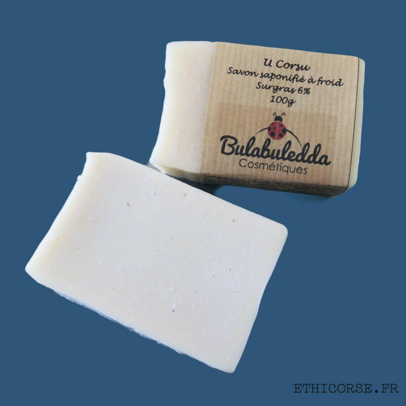 Bulabuledda - savon saponifié à froid - U Corsu