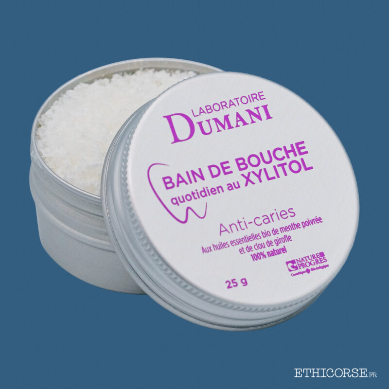 Bain de Bouche Anti-caries