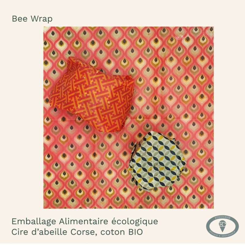 bee's wraps emballage écologique