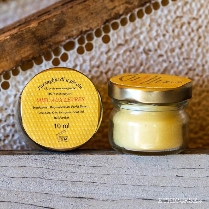 Miel aux lèvres 10ml