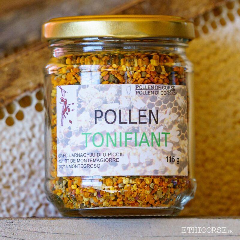 Pollen Tonifiant 115g