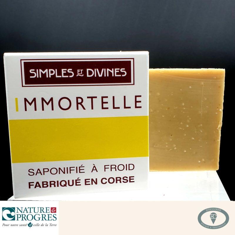 Simples et Divines - Produits corses - Cosmétique Corse