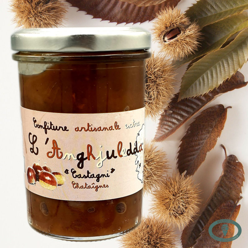 Confitures - L'Anghjuledda - Olivier Segone - Produits Corses