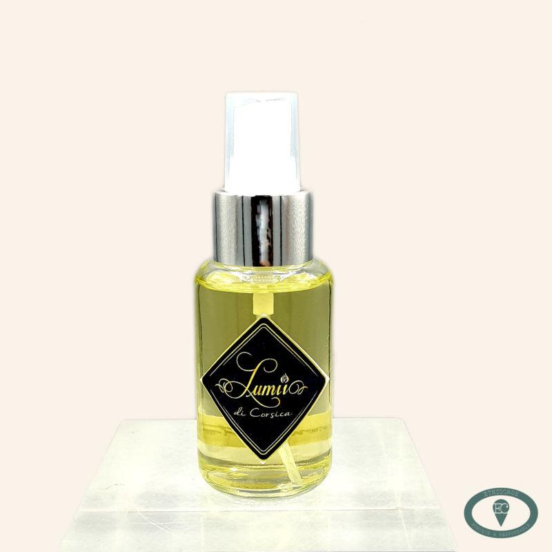 Virginie Morillas - bougies et diffuseurs - parfums corses - produits Corses - Lumii di corsica