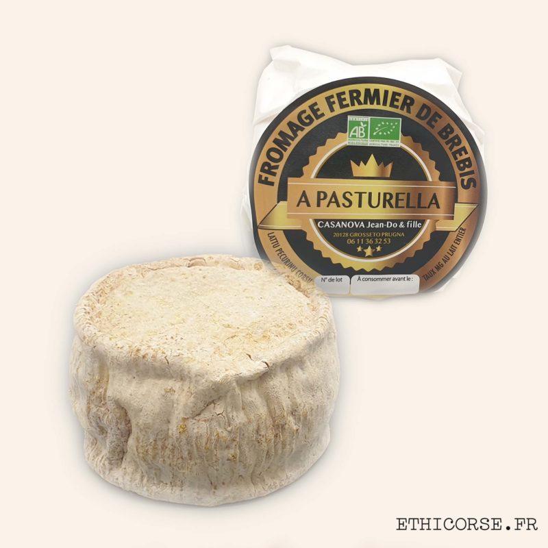 Ethicorse.fr - A Pasturella - Fromage Brebis
