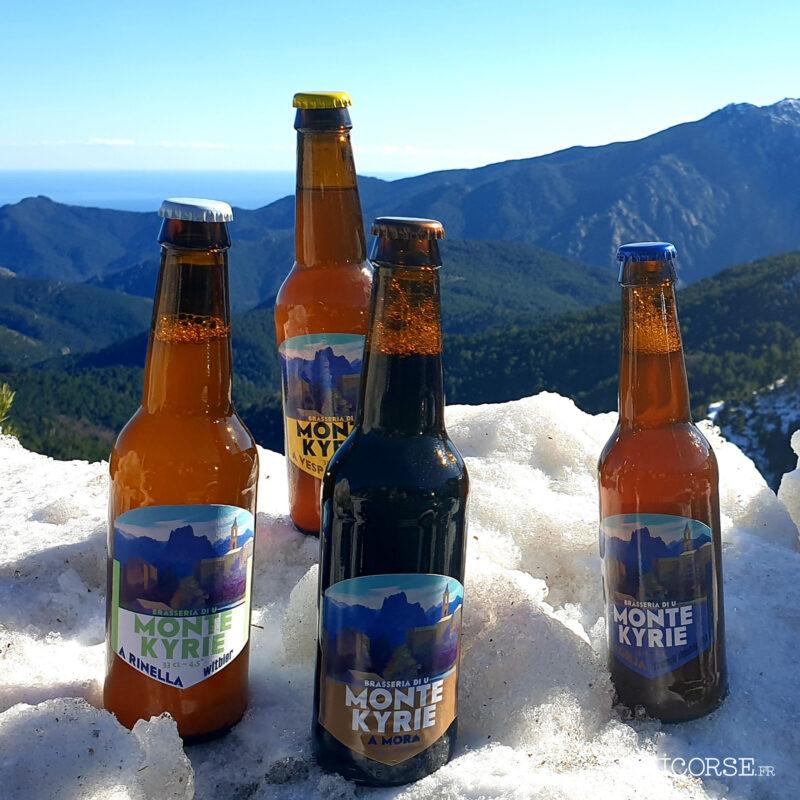 4 bières