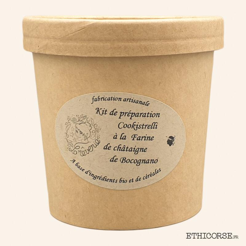 Kit de préparation farine de chataigne - 100g