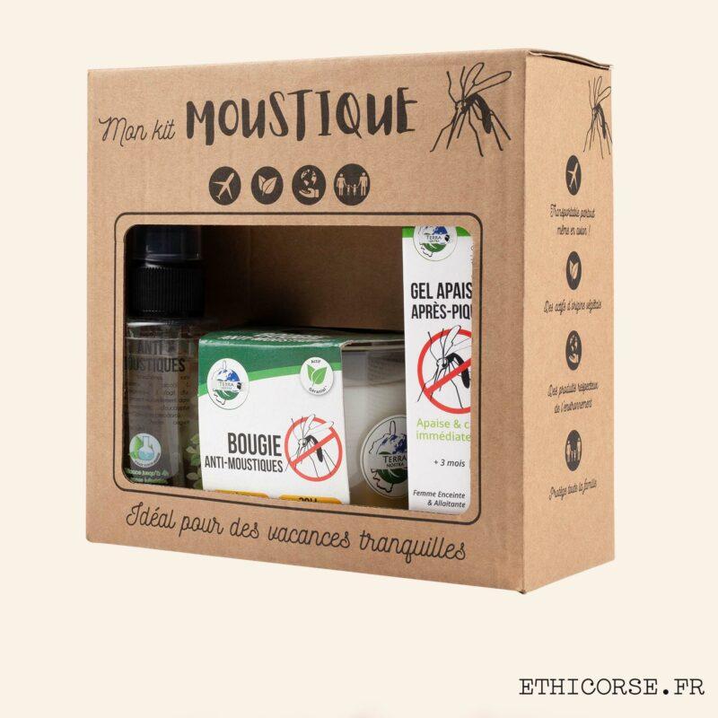 Ethicorse - Terra Nostra - Kit Moustiques 1