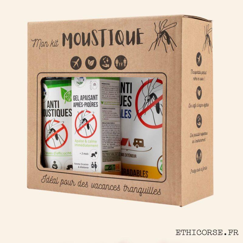 Ethicorse - Terra Nostra - Kit Moustiques 2
